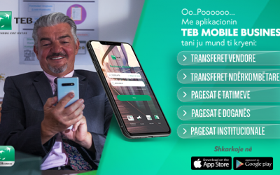O pooooo… me TebMobile Business